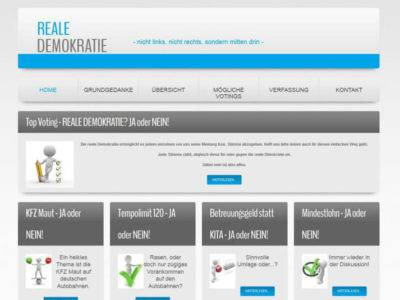 Wordpress Website Erstellung